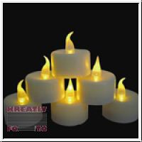 LED Candles - flameless + better than wax candles!