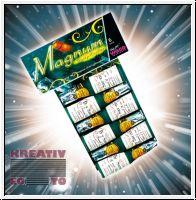 Magnum Party-Knaller mit bunten Luftschlangen