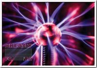 Magische Plasmakugel 20cm Durchmesser