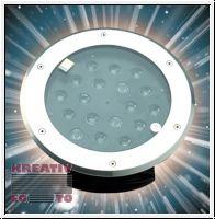 DMX LED Underwater Spot 18 x 1 W