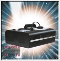 DMX Geysir-Fogger Nebelmaschine 1500W