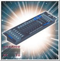 192 Kanal DMX Controller für 12 DMX Geräte