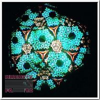 Kaleidoscope Effect Projector 24V/250W