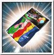 Flashing LED bunte Party-Ballons 5er Set